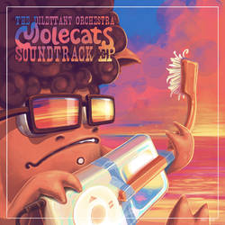 Molecats Soundtrack EP Cover