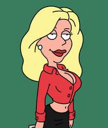 Mrs. Lockhart by finkemon