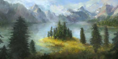 Spirit Island by PrimordialSeven