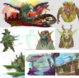 Drawpile 4 by PrimordialSeven