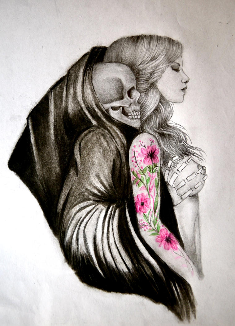 Till death do us part by istharxiii on deviantart for Until death do us part tattoo