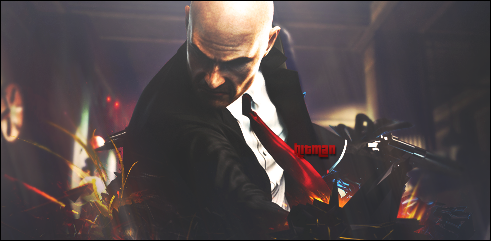 Hitman Absolution Signature by ghost189291