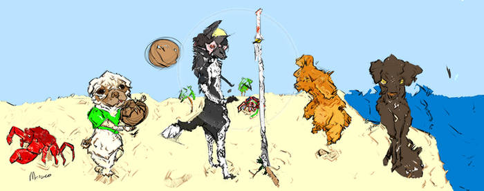 Volley Dogs