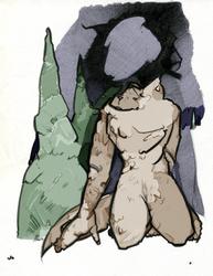 Werewolf : Coloured