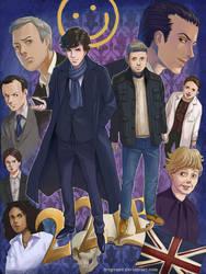 Sherlock! by frogstarr