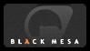 Stamp Black Mesa by cesarhbf