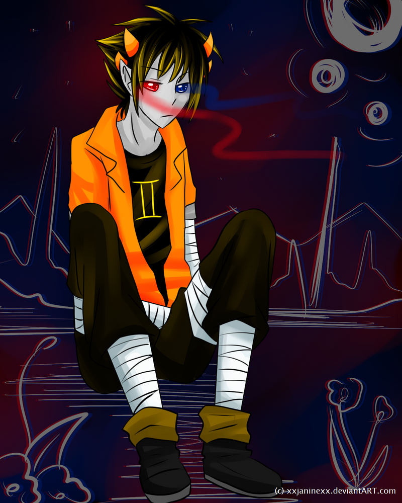 Sollux captor x reader click for details child sollux x mom reader bee