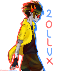 Sollux Captor + Video by Timeless-Knight