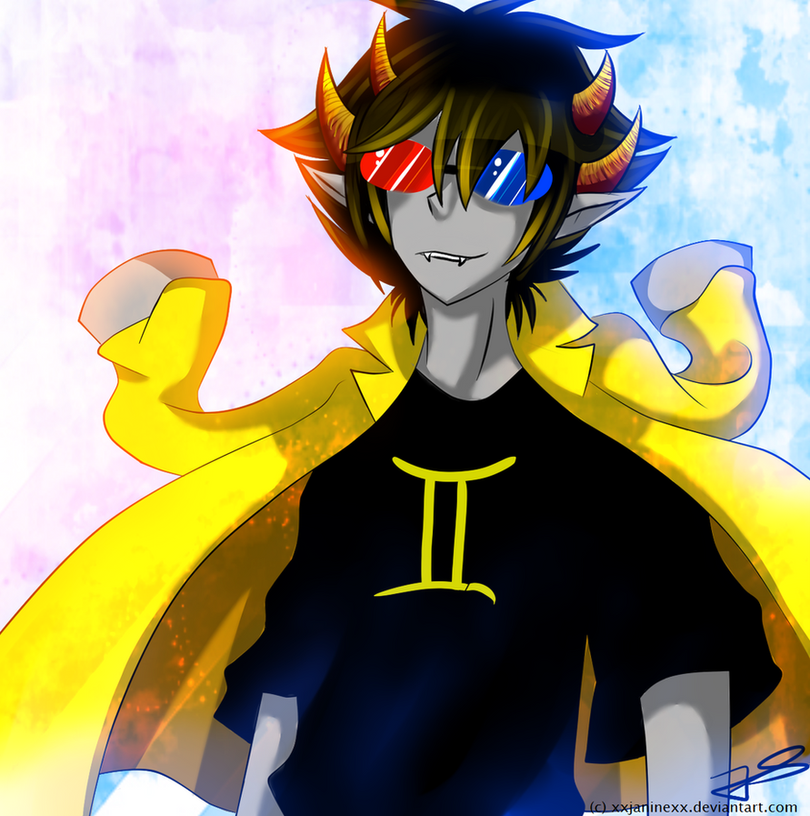 Sollux by Timeless-Knight