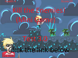 Browsergame: Level one. test. Kill the enemies! by Timeless-Knight
