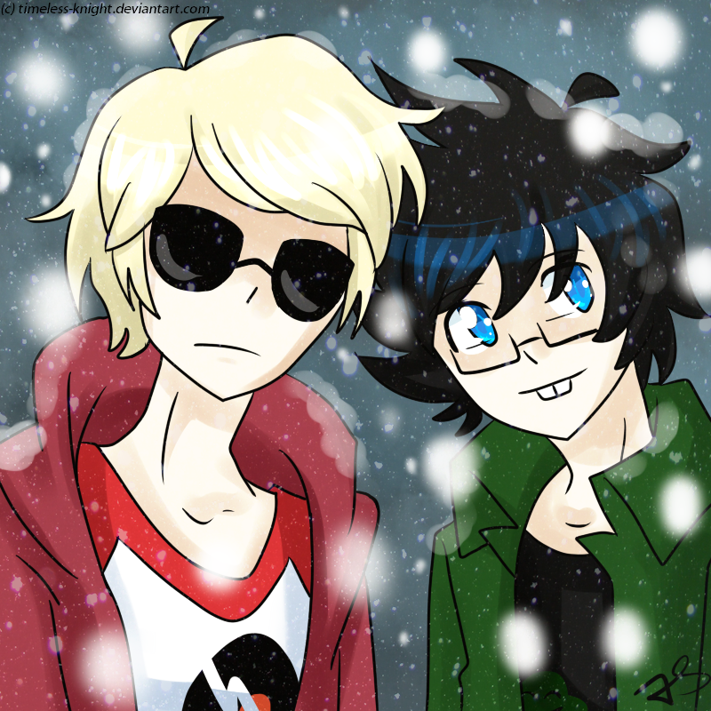 John Egbert And Dave Strider Dave Strider and John ...