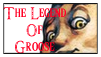 The Legend Of Groose - Stamp by AimoAimo
