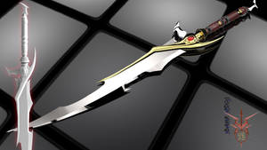 Murasame Sword  Version II
