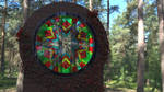 Stained Glass Window by Bahr3DCG