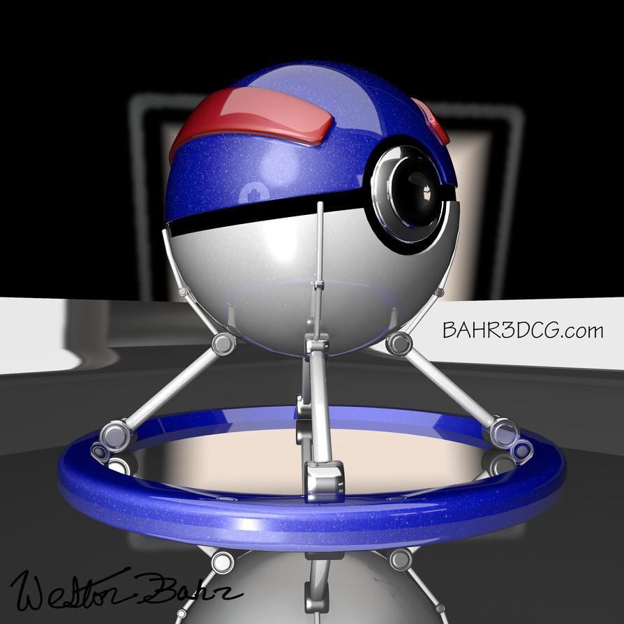 3D Greatball by Bahr3DCG