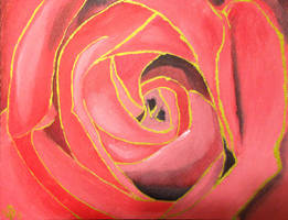A Rose for Mothers Day by Bahr3DCG