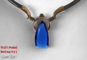 Devil may Cry 5:  Vergil's Pendant