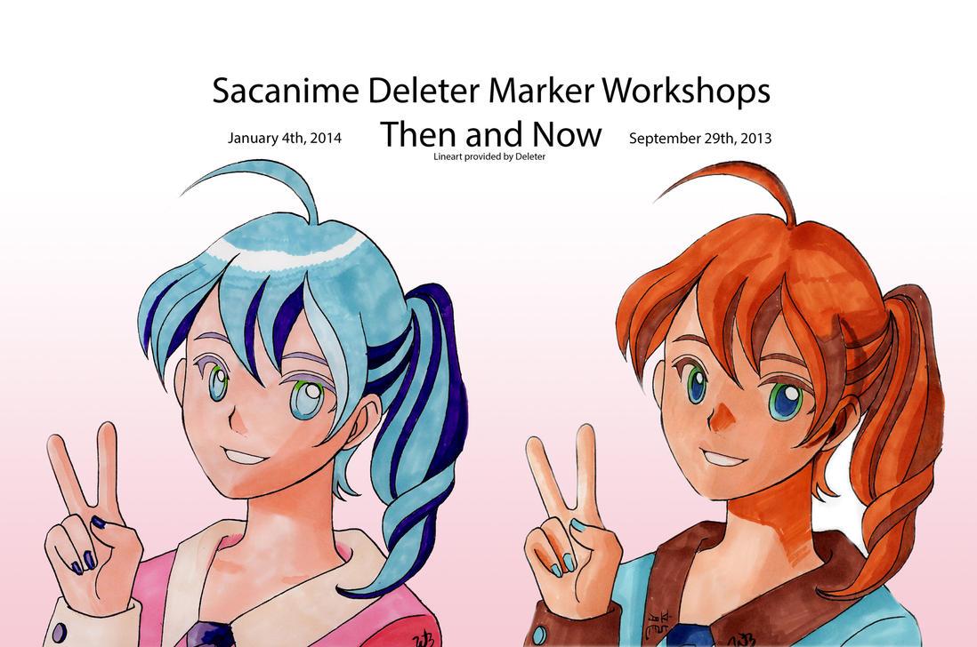 Sacanime Deleter Workshop Comparison 1 by Bahr3DCG