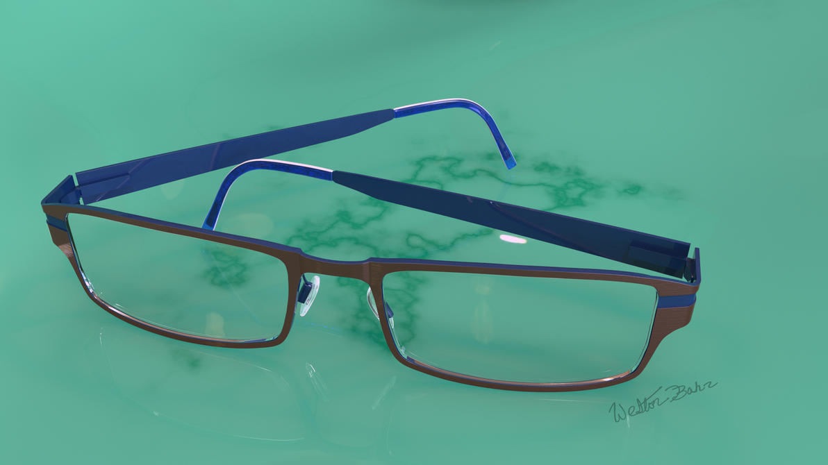 Altair Glasses by Bahr3DCG