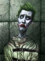F-joker triste copia by juanserrano