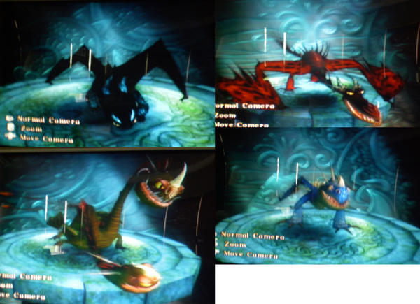 how to train your dragon all dragon species