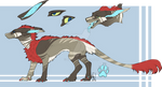 [Closed] Feral Vernid Adoptable Auction