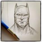 Quick Batman Sketch