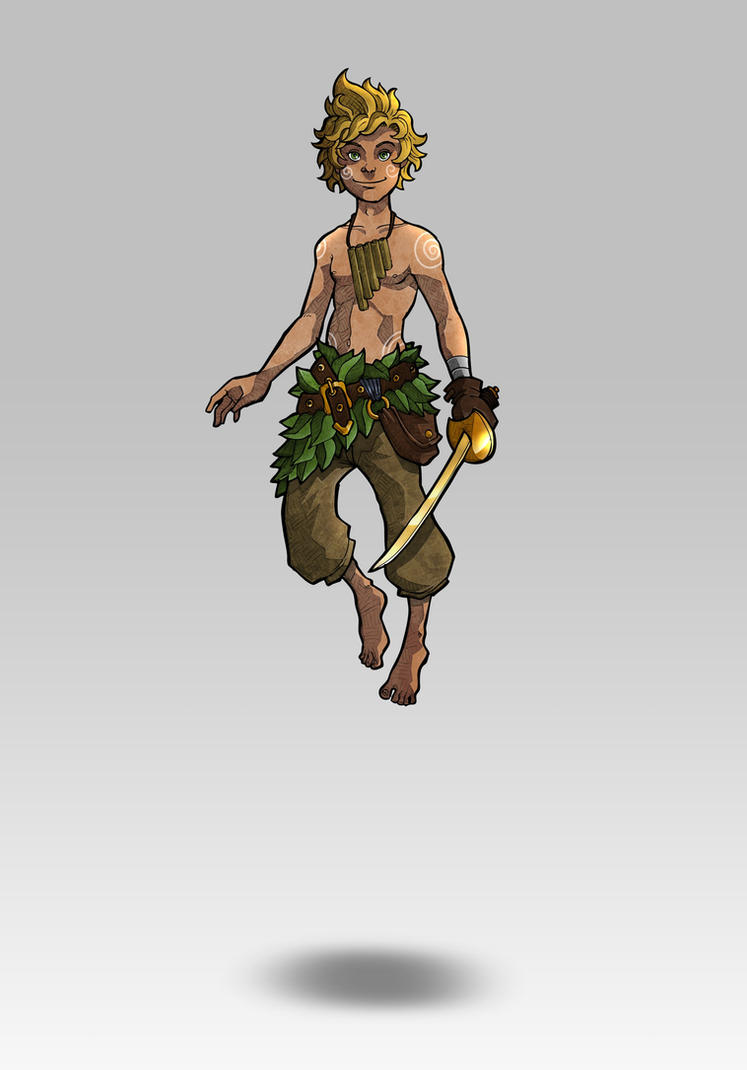 Peter Pan by HuntingTown