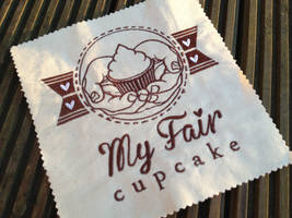 My Fair Cupcake Logo