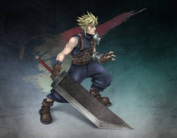 Cloud Strife FF7