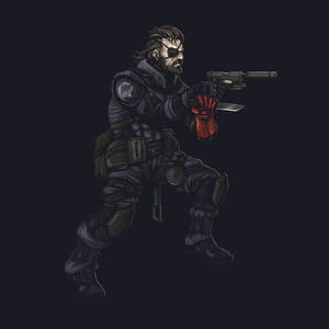 Big Boss - Sneaking Suit
