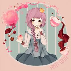 Sweet Tooth by skyeera