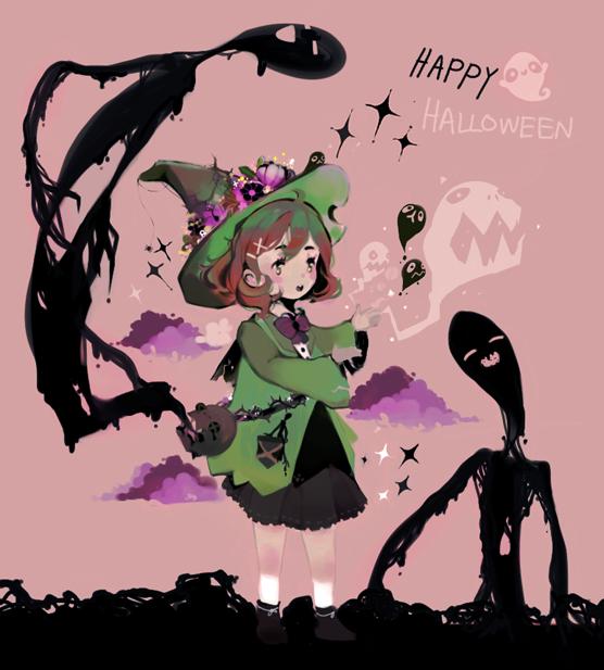 Halloween 2016 by skyeera