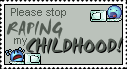 Stamp: Childhood memory safety by G-manluver