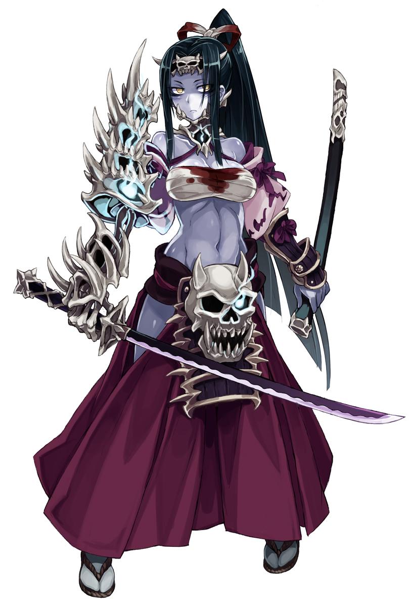 Characters: Non-Humans Ochimusha0_by_tamamonomae1112-dbaaddf