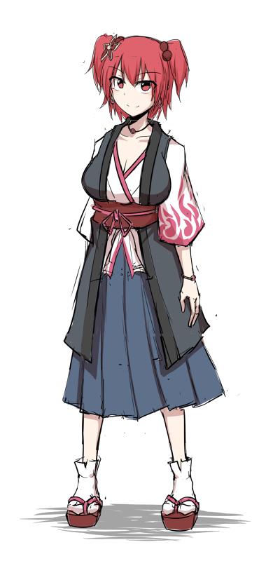 Characters: Human - Page 3 __onozuka_komachi_touhou_drawn_by_kuroba_rapid__81_by_tamamonomae1112-dbrk903