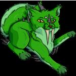 Green Zephia by Bumbleon