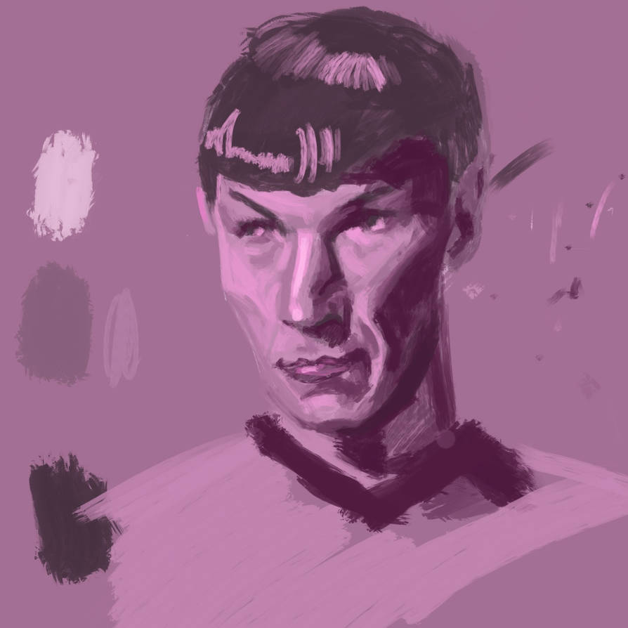 Spock by Totiefruity