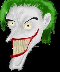 Cartoon Joker