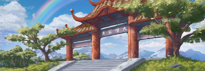 Red-Temple-Gate