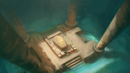 Pharao's Grave by TomPrante