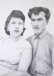 Florinda and George
