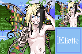 Eliotte by amagicaltale