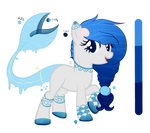 [CLOSED Auction] .: Shark Pony Adopt :.