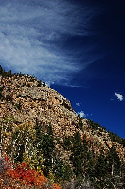 Rocky Mountain Fall by Korppi-Clicks