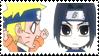 Stamp: SasuNaru SD by liloloveyou024