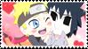 Stamp: SasuNaru SD 2 by liloloveyou024