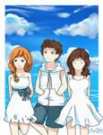 TW: Blue Summer