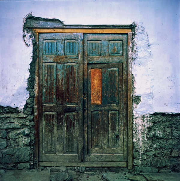 Door of Chavin by vonsac
