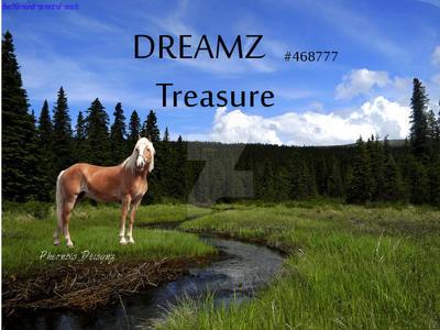 DREAMZ treasure by iellaipony